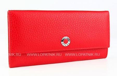 Купить Женский кошелек PETEK 301.46D.10, Красный, Натуральная кожа