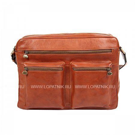 Купить Сумка на плечевом ремне GIANNI CONTI 912307 TAN, Коричневый, Натуральная кожа