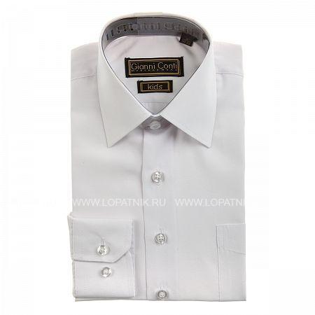 Купить Сорочка детская GIANNI CONTI ICE WHITE - D06, Белый