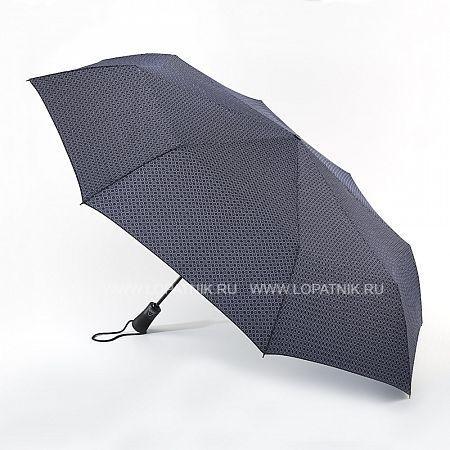 Купить Зонт складной мужской FULTON G842-2840, Серый