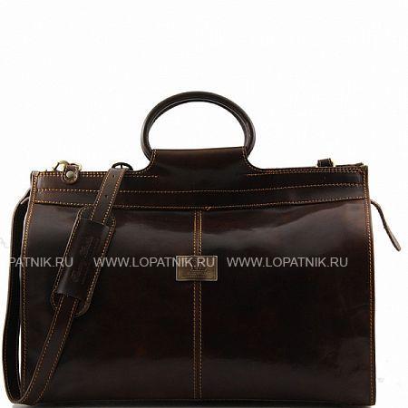 Купить Сумка дорожная TUSCANY TL141041-02, Коричневый, Натуральная кожа