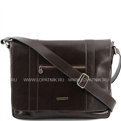 Купить Мужская деловая сумка TUSCANY TL141252-02, Коричневый, Натуральная кожа