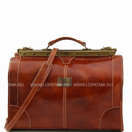 Купить Сумка-саквояж TUSCANY TL1023-4, Коричневый, Натуральная кожа