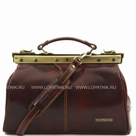 Купить Саквояж TUSCANY TL10038-2, Коричневый, Натуральная кожа