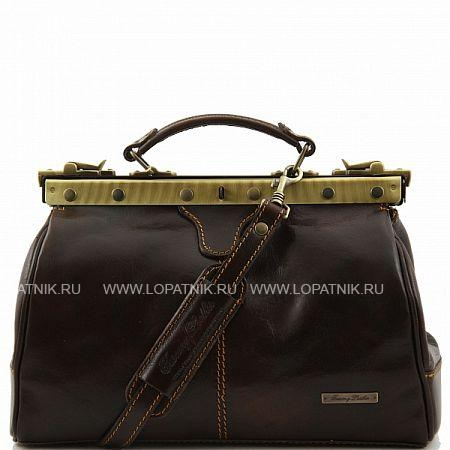 Купить Саквояж TUSCANY TL10038-02, Коричневый, Натуральная кожа