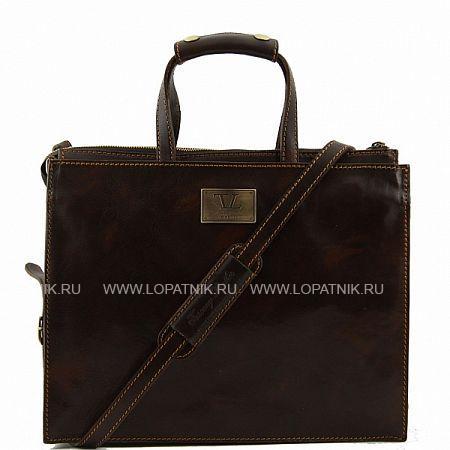Купить Портфель женский TUSCANY TL10060-02, Коричневый, Натуральная кожа