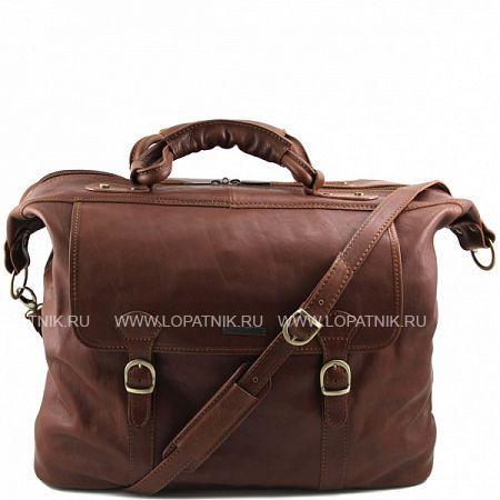 Купить Сумка дорожная TUSCANY TL151103-2, Коричневый, Натуральная кожа