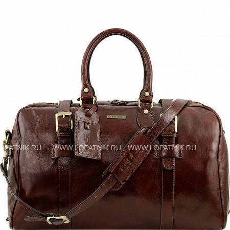 Купить Сумка дорожная TUSCANY TL141248-2, Коричневый, Натуральная кожа