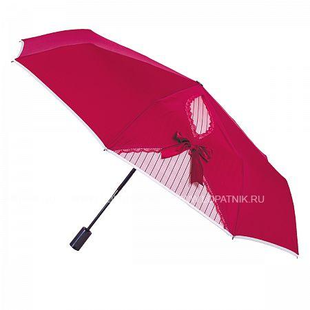 Купить Зонт складной женский FLIORAJ 20003 FJ, Белый, Красный