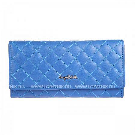 Купить Кошелек SERGIO BELOTTI 3317 SIGN CHINA, Синий, Натуральная кожа