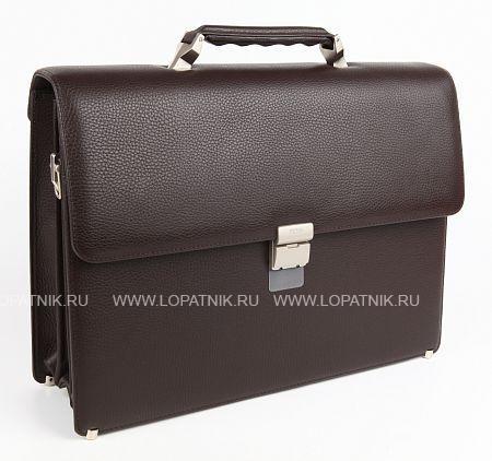 Купить Портфель PETEK 824.46D.02, Коричневый, Натуральная кожа
