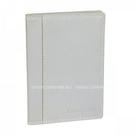 Купить Обложка для паспорта GIANNI CONTI 1807455 PEARL AK MULTI, Серый, Разноцветный, Натуральная кожа