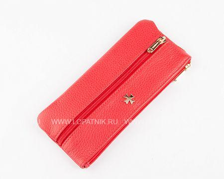 Купить Ключница VASHERON 9276-N.POLO RED, Красный, Натуральная кожа