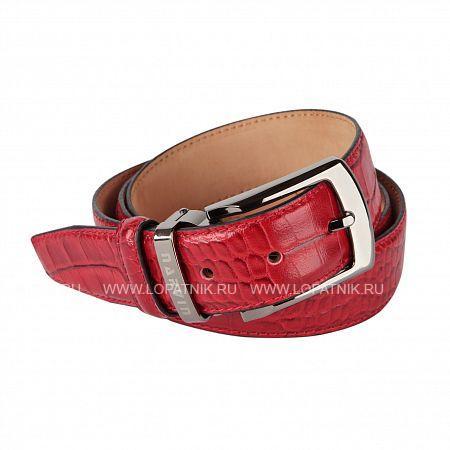 Купить со скидкой Ремень мужской VASHERON 31079-ALIGRO RED