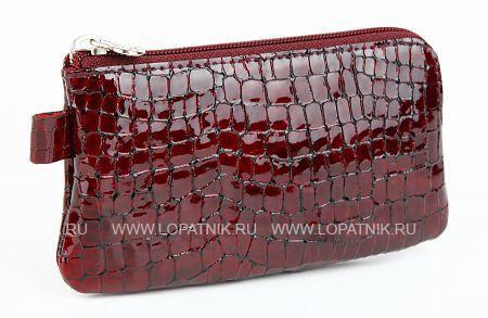 Купить Ключница PETEK 534.091.03, Бордовый, Натуральная кожа