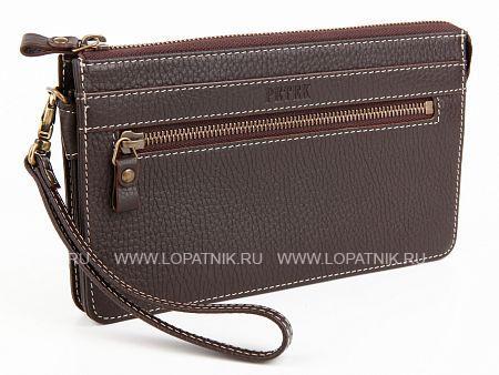 Купить Мужская сумка-визитка PETEK 701.46D.KD2, Коричневый, Натуральная кожа
