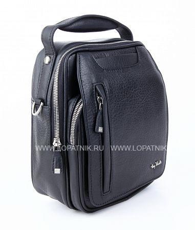 Купить Мужская сумка TONY PEROTTI 561009/1, Черный, Натуральная кожа
