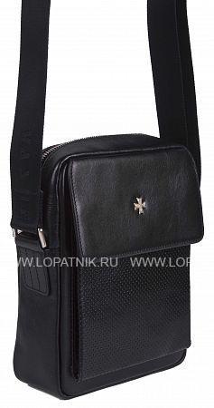 Купить Сумка на плечевом ремне VASHERON 9464-N.ARMANI BLACK, Черный, Натуральная кожа
