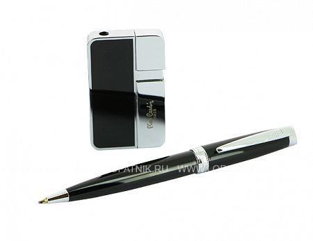 Купить Набор Pierre Cardin : шариковая ручка + газовая пьезо зажигалка PIERRE CARDIN SLP347BP-1085