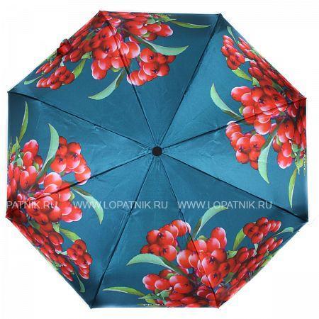 Купить Зонт складной женский FLIORAJ 190211 FJ, Синий, Зеленый, Красный