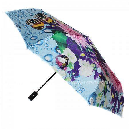 Купить Зонт складной женский FLIORAJ 231212 FJ, Разноцветный