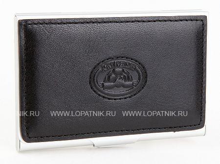 Купить Визитница TONY PEROTTI 330028/1, Черный, Натуральная кожа
