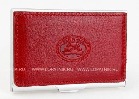 Купить Визитница TONY PEROTTI 330028/4, Красный, Натуральная кожа