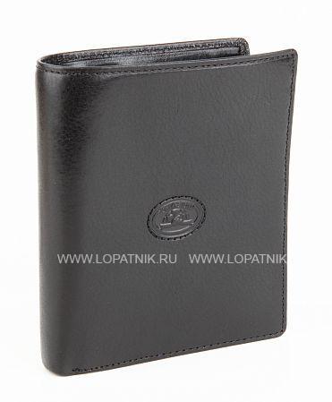 Купить Портмоне кожаное мужское TONY PEROTTI 331248/1, Черный, Натуральная кожа