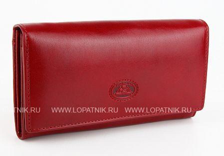 Купить Кошелек кожаный женский TONY PEROTTI 331269/4, Красный, Натуральная кожа