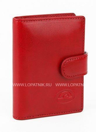 Купить Кредитница кожаная женская TONY PEROTTI 301297/4, Красный, Натуральная кожа