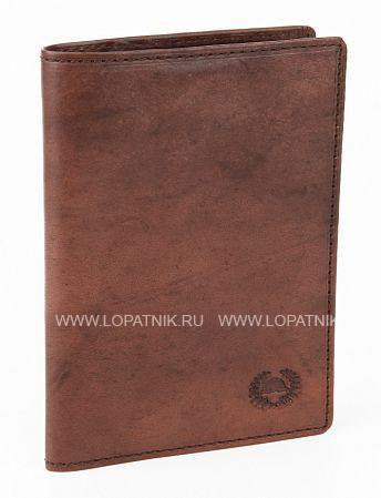 Обложка для паспорта кожаная мужская TONY PEROTTI 743404/2