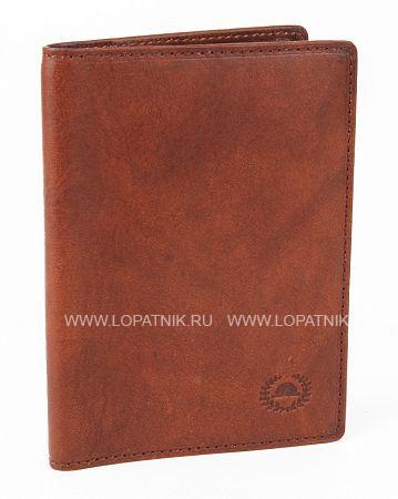 Обложка для паспорта кожаная мужская TONY PEROTTI 743404/3
