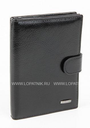 Купить Обложка для паспорта и автодокументов BRUNO PERRI 002-010-10/1, Черный, Натуральная кожа