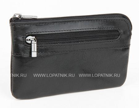 Купить Кожаная ключница мужская BRUNO PERRI 005-010-10/1, Черный, Натуральная кожа