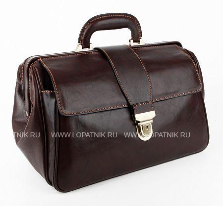 Купить Саквояж кожаный мужской TONY PEROTTI 331103/2, Коричневый, Натуральная кожа
