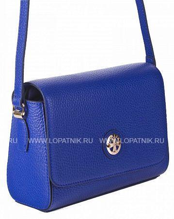 Купить Сумка-клатч женская кожаная VASHERON 9956-N.POLO ULTRA BLUE, Синий, Натуральная кожа