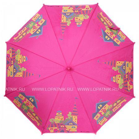 Купить Зонт складной детский FLIORAJ 051205 FJ, Белый, Розовый, Полиэстер (тканевый)