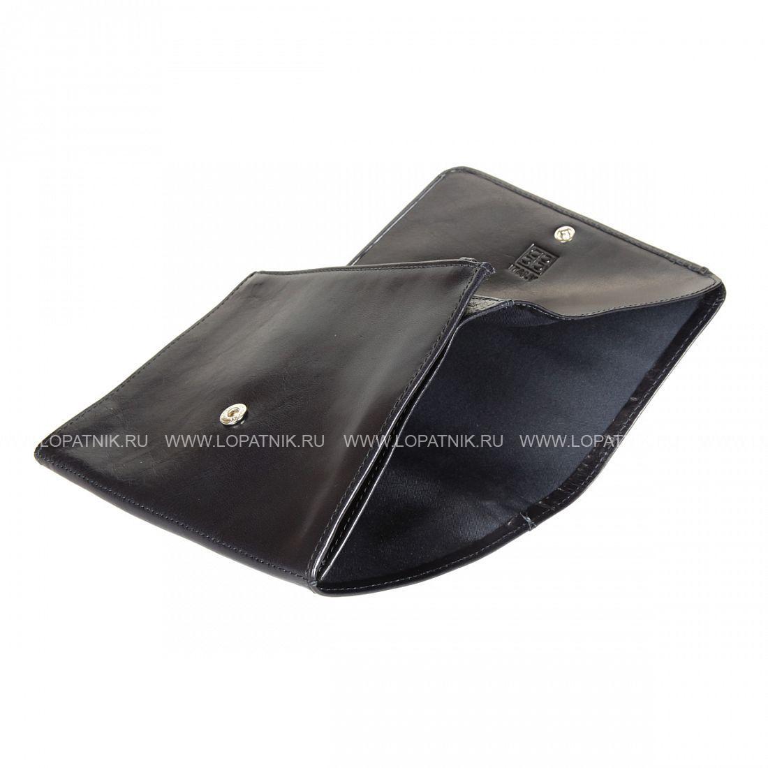 a5dc568e427a Женское кожаное портмоне Sergio Belotti 3510 IRIDO navy, Синий цена ...
